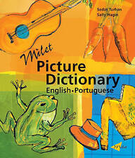 NEW Milet Picture Dictionary: English-Portuguese by Sedat Turhan