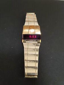 Bulova Computron Wrist Watch for Men - 97C110