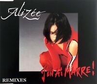 Alizée Maxi CD J'en Ai Marre ! (Remixes) - France (M/EX+)
