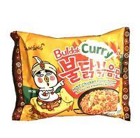 Samyang Buldak Curry Hot Chicken Flavor Ramen -- 130g 5Packs