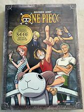 One Piece - Season 2 First Voyage (DVD, 2009, 2-Disc Set, Uncut Unedited) NEW