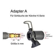 Schlauchverbinder Adapter für Kärcher, Bosch, Nifisk, Nilfisk, Black & Decker