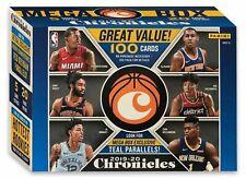 2019-20 Panini Chronicles Basketball Factory Sealed Mega Box