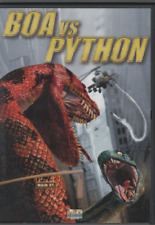 Boa Vs Python Dvd David Hewlett Jaime Bergman