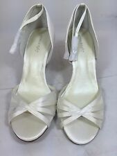 Menbur Wedding Wedge Heels 40 A6