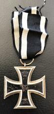 Originaler Orden Ek2 Wk1 Eisernes Kreuz 2. Klasse mit Band Hersteller