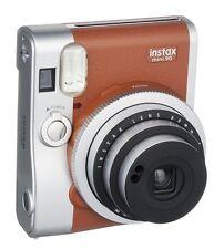 """Fuji Instax Mini 90 Neo Classic """"Braun"""" ! Sofortbildkamera ! Hochzeitskamera"""