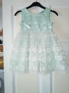 Toddler Girls Kids Princess Dress Wedding Party Pageant  Dresses aged 2/3
