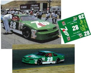 CD_3003-C   #28 Davey Allison  1:24 Scale DECALS