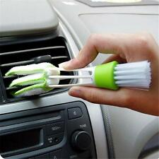 Mini Cleaning Car Indoor Air-condition Brush Tool Car Care Detailing For all car