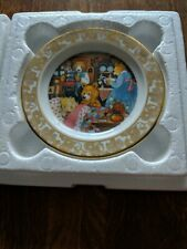 1979 Franklin porcelain The Three Bears | The Best Loved Fairy Tales