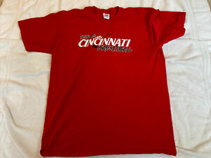 NCAA This Is Cincinnati Basketball T-shirt 90s Vintage XL