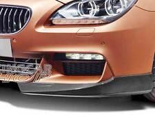 ACS Carbon Fiber Front Lip Splitter 1pair For BMW 6Series F06 F12 F13 12UP b153