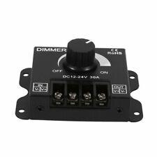 12V-24V 30A Led Switch Dimmer Controller Manual Operation for Strip Light Single