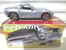 Matchbox 2005 Hershey Toy Show Dealer #24 Chevrolet Corvette C6 Car New Boxed