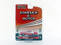 Greenlight 44780-A 1:64 Hollywood Series 18 Starsky & Hutch 1976 Ford Gran Red