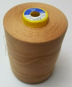 Coats Epic Tkt 050 Tex 060 5000m cone Polyester Corespun Sewing Thread X1