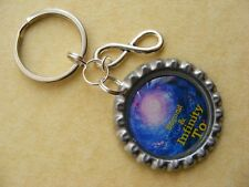 """""""To Infinity and Beyond"""" Love Keyring Charm Birthday Valentines Gift Present"""
