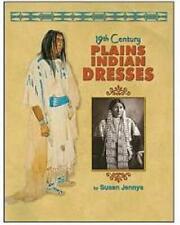 19Th Siglo Liso Indio Vestido Libro
