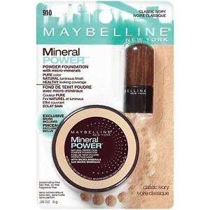Maybelline New York Mineral Power Powder Foundation - Choose Your Shade