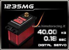 SERVO DIGITALE 40Kg Power HD-1235MG HIGH VOLTAGE CON INGRANAGGI IN METALLO