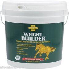 Farnam Weight Builder 8# Pail High Calorie Horse Feed Supplement 13701
