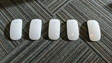 Apple A1296 Magic Mouse Bluetooth White/Silver (Lot of 6)