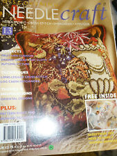 Vintage Discovering needlecraft magazine No13 by Marshall Cavendish 1993 weekly