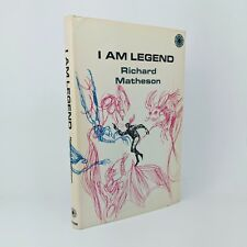 I Am Legend - Richard Matheson - Signed/Inscribed - First Edition - 1st/1st