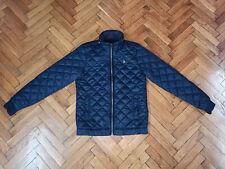 G-Star Raw Jacket Mens Original Meefic Quilted Overshirt Coat Nice Stylish Vgc
