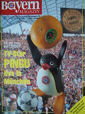 Programm 1994/95 FC Bayern München - VfB Stuttgart