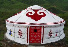 4.2M Mongolian Yurt