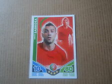 Carte Match Attax - Afrique du Sud 2010 - Portugal - Simao Sabrosa