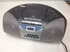 CFS-S400L CD Radio Cassette CD-R-RW  Portable Stereo