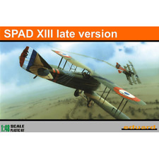 EDUARD 8196: 1/48; Spad XIII late ; ProfiPACK Edition
