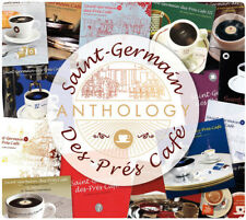 Various Artists - Saint-Germain Des-Pres Cafe: Anthology / Various [New CD] Digi