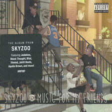 Skyzoo-Music For My Friends (CD - 2015-US-original)