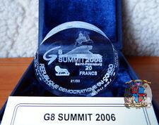 Congo 20 francs 2006 VERY RARE!! (RRR) Mintage - only 50 pcs.!!! G8 SUMMIT 2006