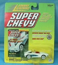 Johnny Lightning Super Chevy Magazine 1961 Corvette New Sealed.