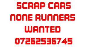 2 X SCRAP CARS WANTED VEHICLE DECAL STICKERS RECOVERY TRUCK VAN CAR £8.95 L@@K