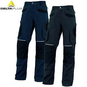 Delta Plus Panoply MOPA2 Mach Originals Mens Cargo Kneepad Work Trousers Pants
