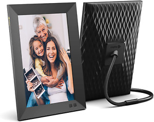 Nixplay Smart Digital Picture Frame 10.1 Inch, Share Moments Instantly Via E-Mai