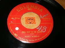 MARTY ROBBINS - KNEE DEEP IN THE BLUES - THE SAME TWO  / LISTEN / ROCK COUNTRY