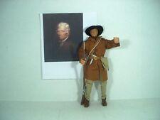 "Daniel Boone Frontiersman Scout Indian fighter custom 1/6 12"" figure"