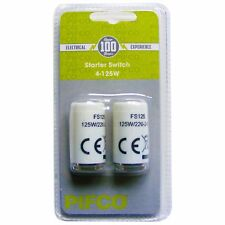 PIFCO 4-125W FLUORESCENT STARTERS / STARTER SWITCHES LIGHTS LIGHTING