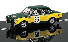 Scalextric FordEscort Mk1 Team Ford C3635