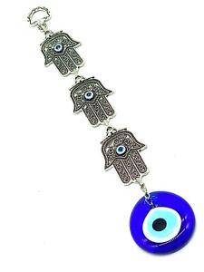 Evil Eye Hamsa Hanging Decoration #5062