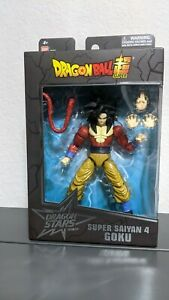 "Bandai Dragon Ball Super Dragon Stars Super Saiyan 4 Goku 6.5"" Action Figure"