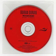 DURAN DURAN Only Spain Promo Cd Single WILD BOYS REMIX 1 track 1998 / 18