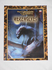 The Complete Guide To Werewolves *Dungeons & Dragons* Goodman Games* d20  *NEW*